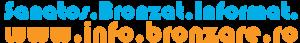 Slogan Logo Info Bronzare