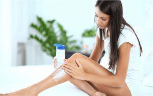 hidratarea pielii dupa bronzare